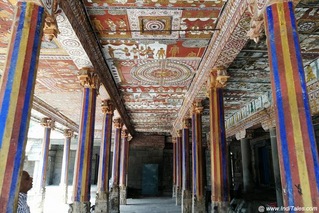 त्रिलोक्यानाथ जैन मंदिर - कांचीपुरम