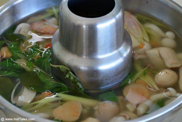 Veg Thai Soup