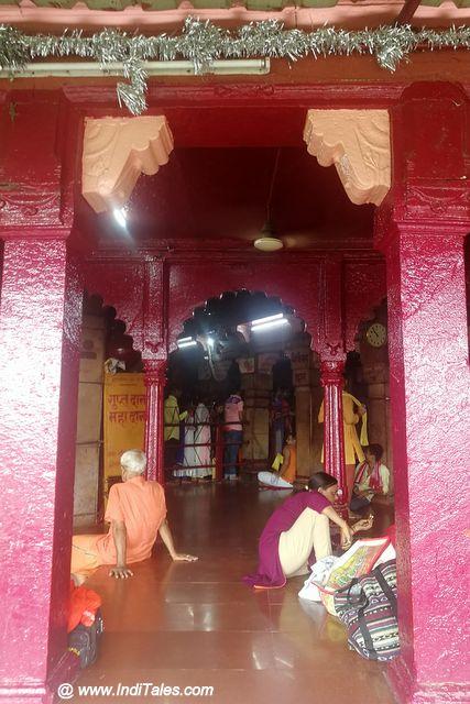 Ashtabhuja Temple - Vindhyachal