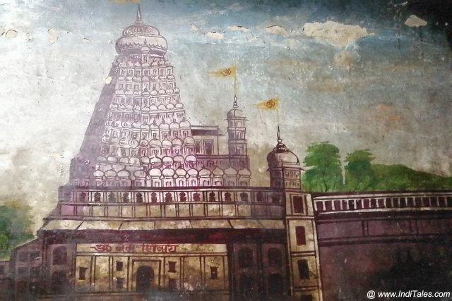 Wall Murals - Atpateshwar Temple