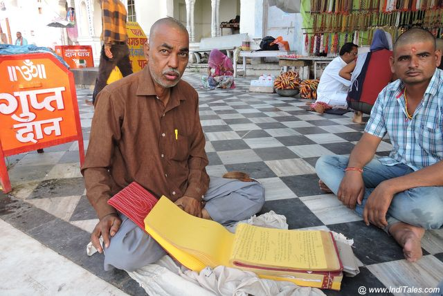 Record Keepers of Pushkar