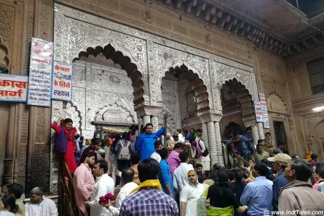 Sri Banke Bihari Temple - Vrindavan
