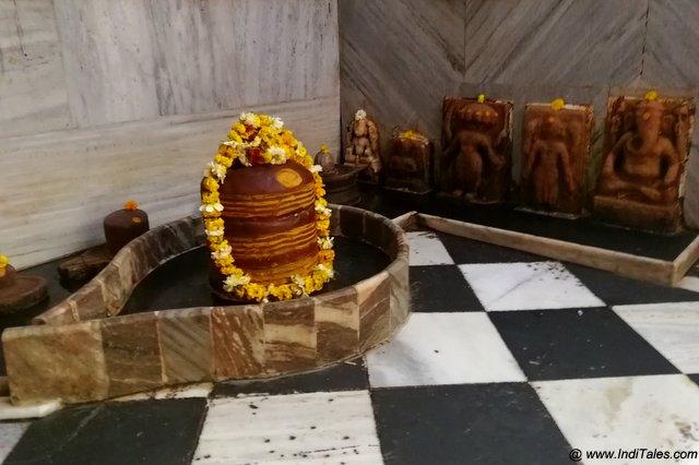 Bankhandi Mahadev Temple Vrindavan