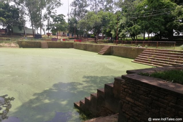 The Gerua Talab Vindhyachal