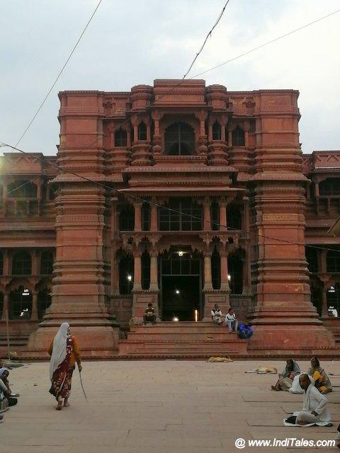 Govind Dev Temple - Vrindavan