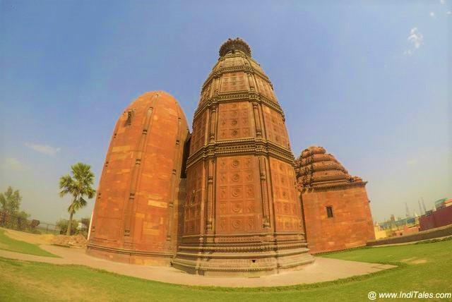 Sri Madan Mohan Temple Vrindavan
