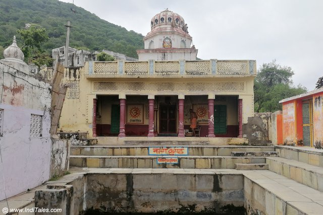 Nag Kund - One of the 5 Kund's associated with Pandavas