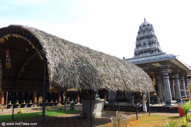 Palace of Thiruvasagam - Jaffna