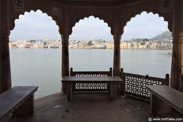 Pushkar Lake Ghats