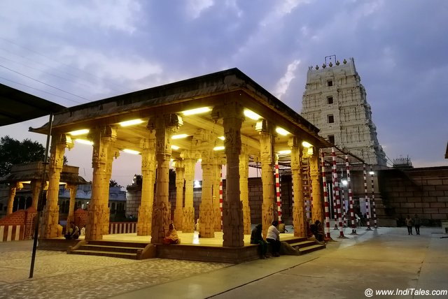 Sri Rangnathji Mandir - Vrindavan