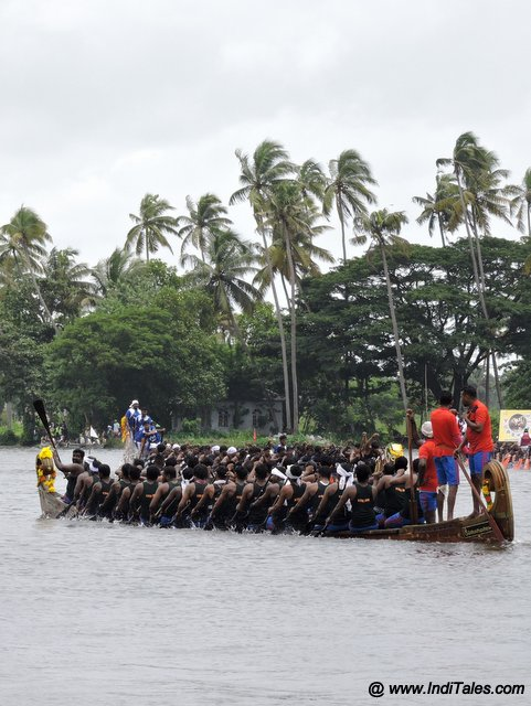 Smaller Boat Races - Kerala