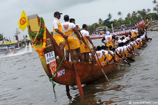 Long Snake Boat Race