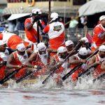 Kerala Boat Race or Vallamkali