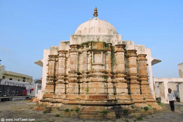 Varaha Temple landscape view Pushkar