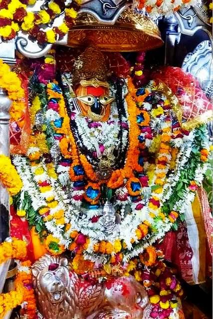 Ma Vindhyavasini