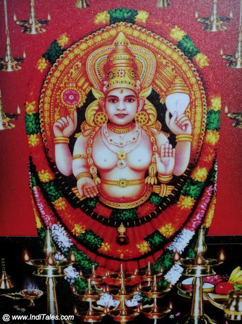 Chottanikkara Devi