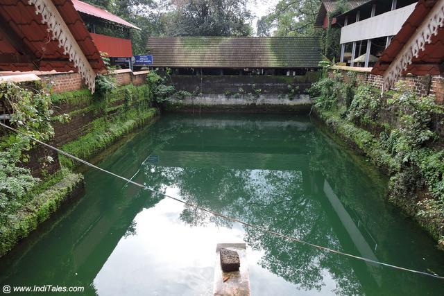Chottanikkara Temple Tank