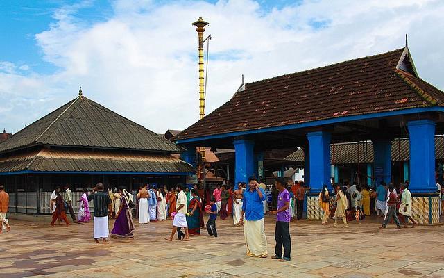 Chottanikkara Temple Kochi