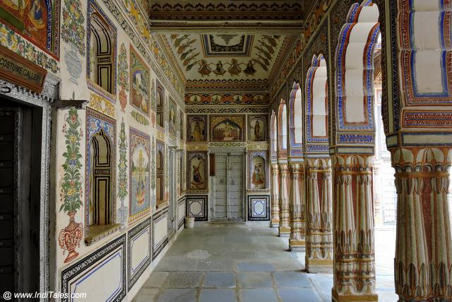 Shekhawati Haveli Paintings