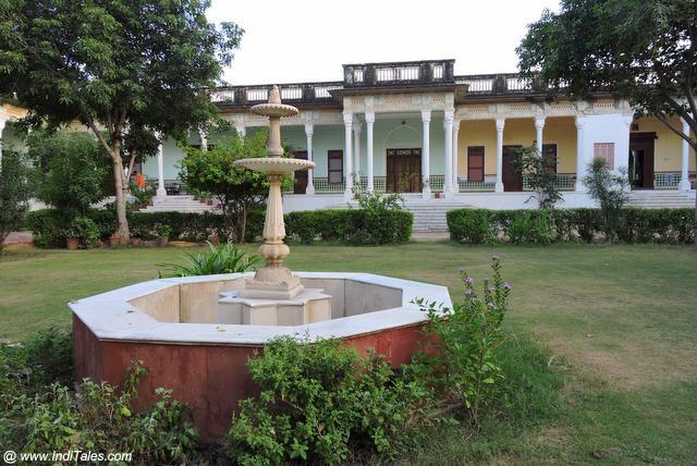 Piramal Haveli Bagad Rajasthan