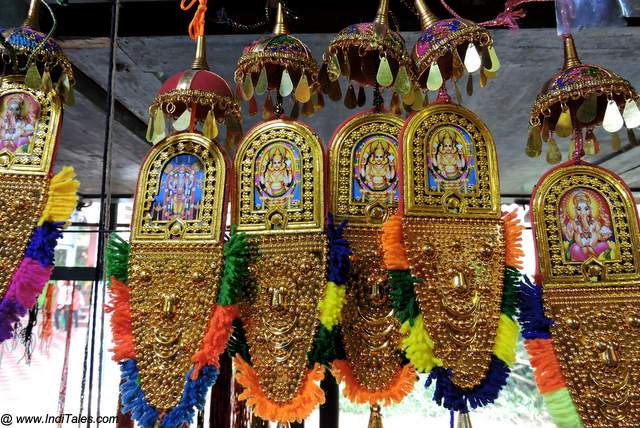 Temple Souvenirs from Kochi