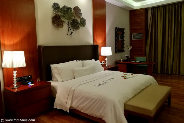 Room at Luxury Villa of Westin Pushkar