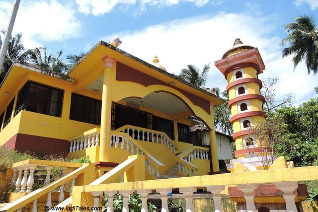 Arya Durga Temple - Narwe Goa