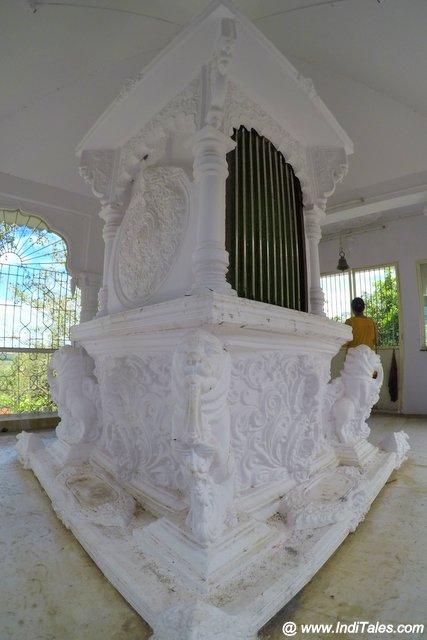 Hanuman Temple Divar Island
