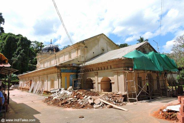New Saptakoteshwar Temple Narwe