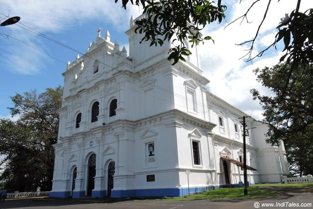 Church at Pieadade Divar