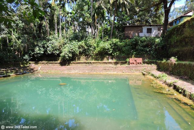 Saptakoteshwar Temple Tank