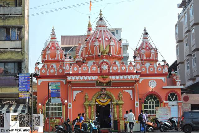 Hanuman Temple in Mapusa