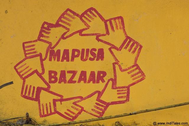 Mapusa Market Goa