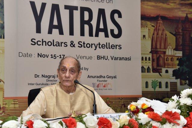 Rewa Pradad Dwivedi - Indica Yatra Conference
