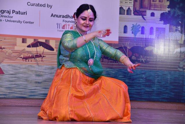 Vidhi Nagar Kathak Performance