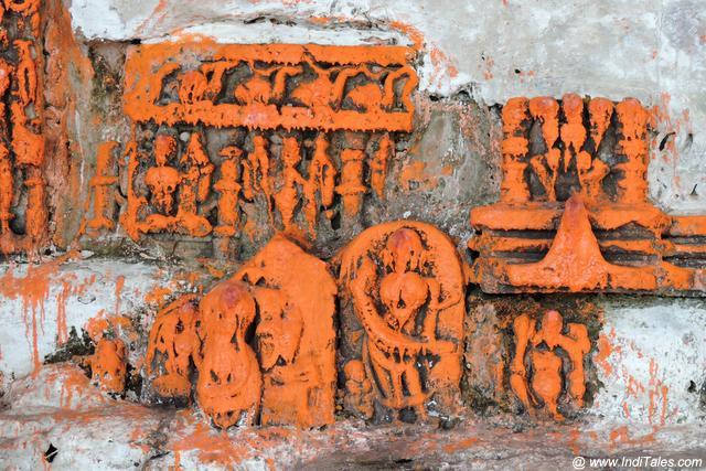 64 Yogini Temple - Jirapur, near Mandu