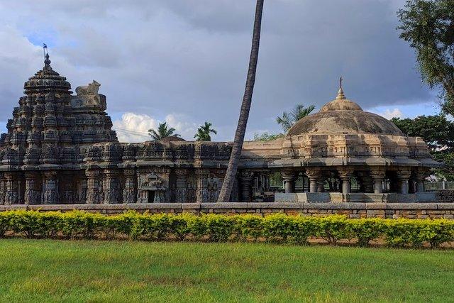 Ishwara Temple - Arsikere