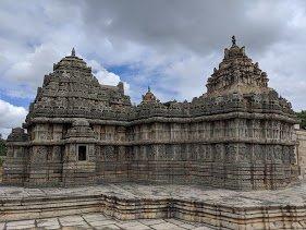 Lakshmi Narasimha Temple Nuggehalli