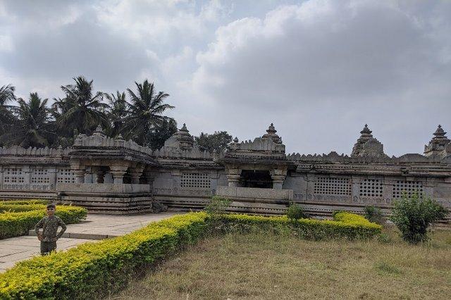 Panchlingeshwar Temple - Govindanhalli