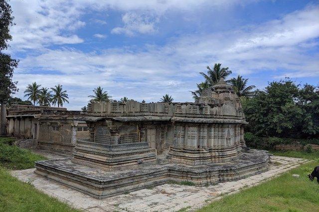 Sadashiva Temple - Nuggehalli