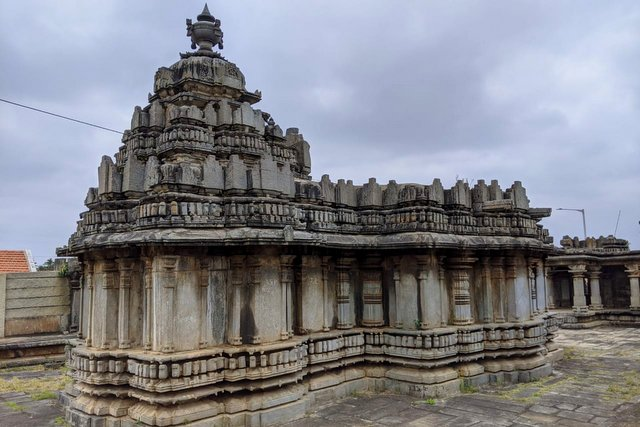 Bhoga Narasimha Temple - Shantigrama, Hoysala Temples
