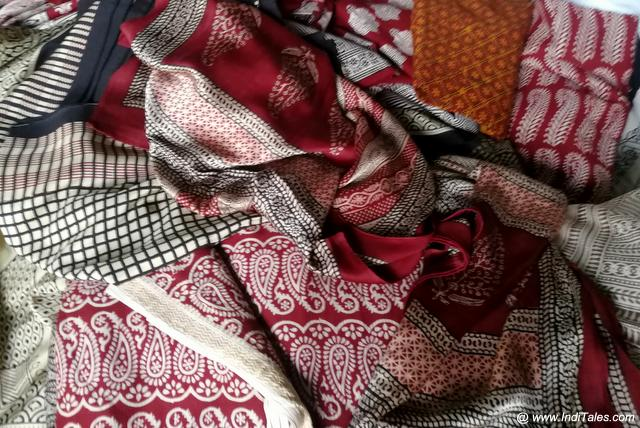 Traditional Bagh Prints