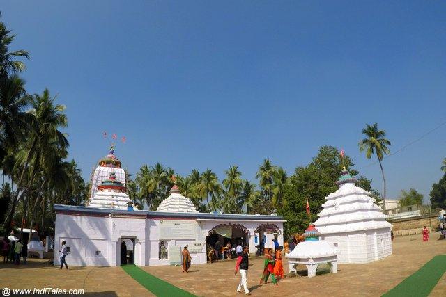 बिरजा देवी मंदिर संकुल