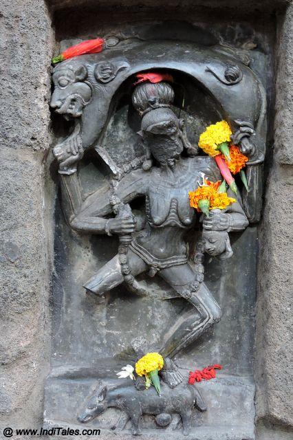 Chamunda - Chausath Yogini Temple Hirapur