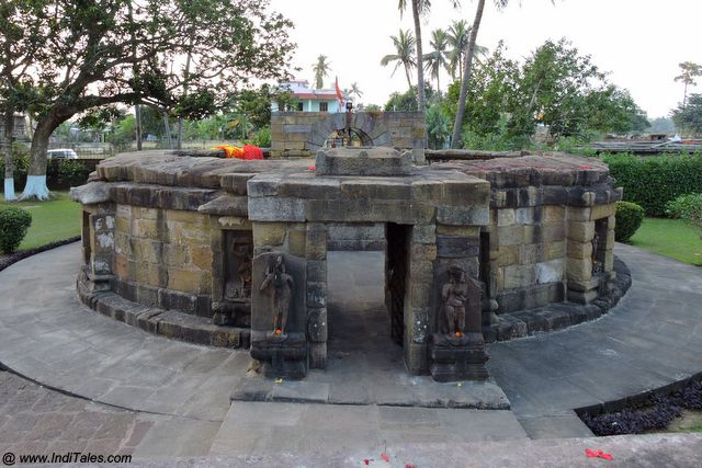 Chausath Yogini Temple - Hirapur