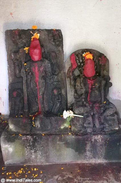 Ek Paad Bhairavi & Dwipaad Kali