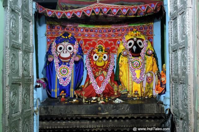 Jaganath Temple Idols, Jajpur