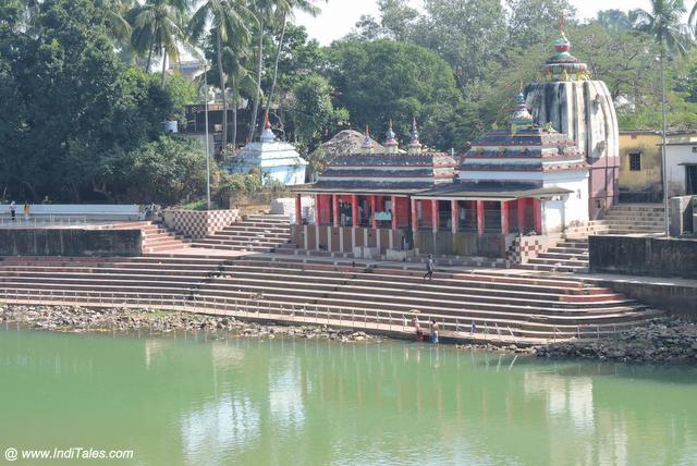 वैतरणी तट पर सप्त मातृका मंदिर