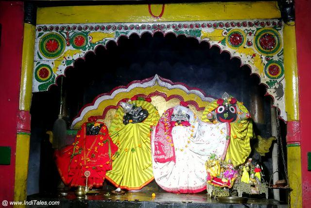 Yagna Varaha, Shwet Varaha, Lakshmi & Jaganath
