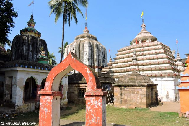 Varaha Temple complex at Jajpur